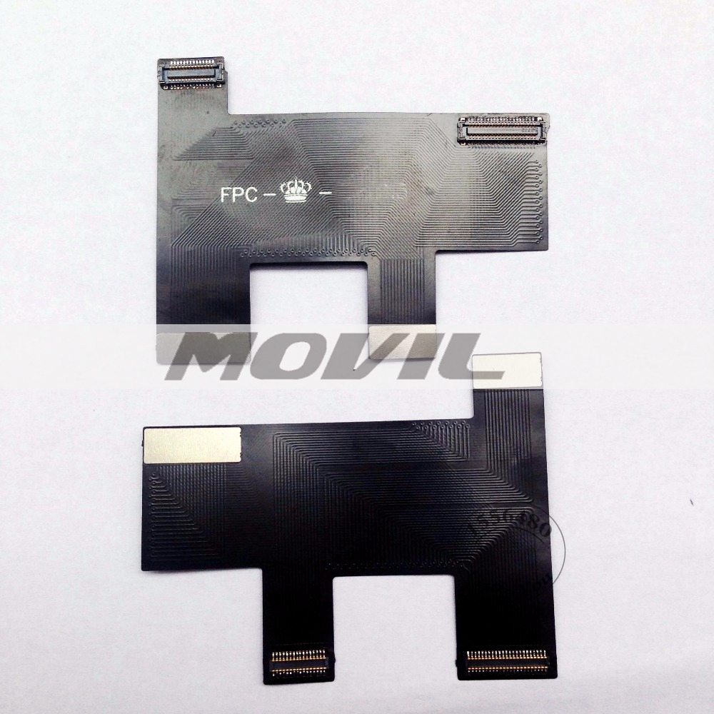 For Apple iPod Touch 5 LCD Display Touch Screen Digitizer Test Tester Testing Flex Cable Ribbon Repair Part
