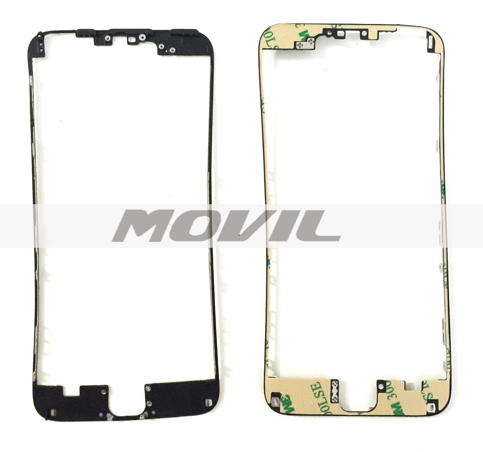 For Apple iphone 6 6G 6 Plus LCD Hholder Middle Frame Bezel Replacement Black White