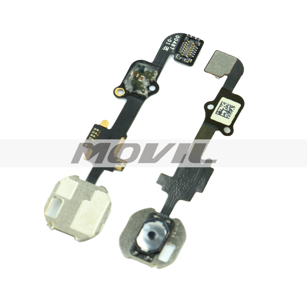 For Apple iphone 6S 4.7 Original Complete Home Button Key Flex Cable
