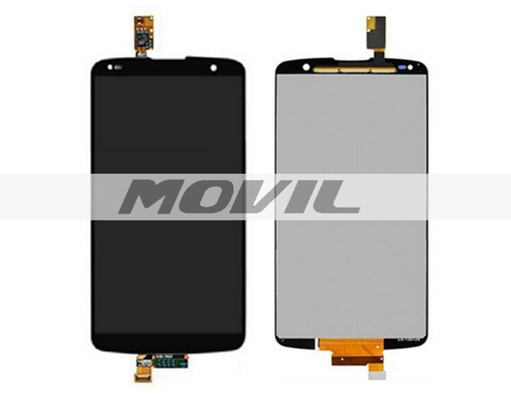 For LG G Pro 2 F350 D837 D838 LCD Screen Display with Digitizer Assembly White black