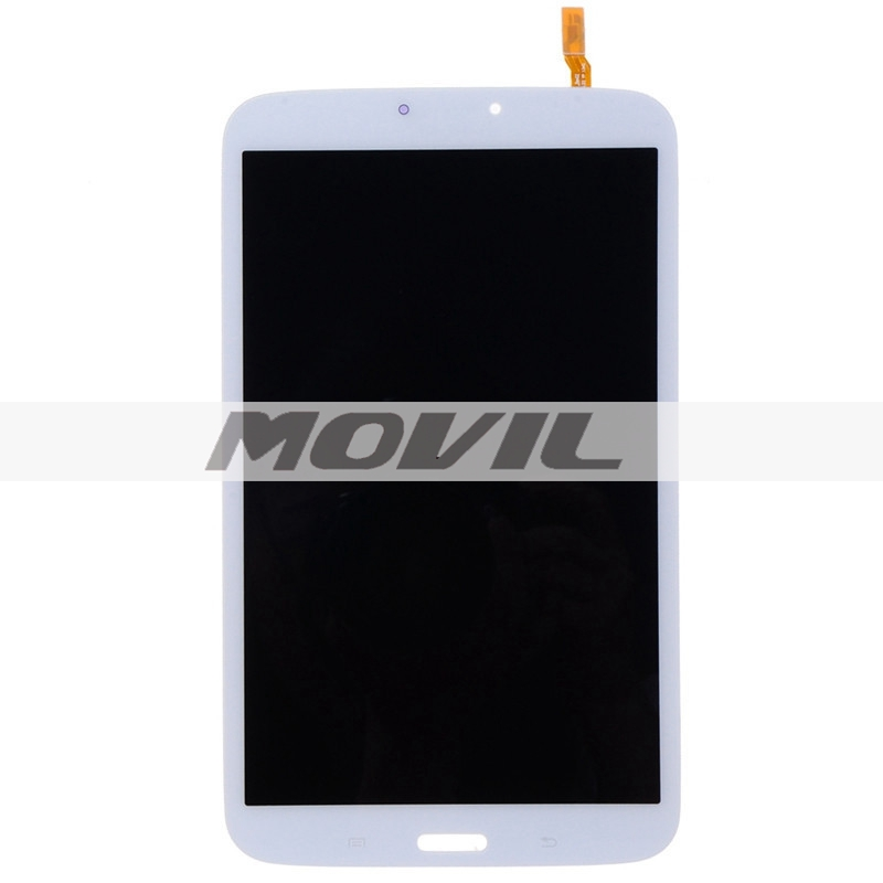 For Samsung Galaxy Tab 3 T310 8 1280x800 White LCD display+Touch Screen Digitizer