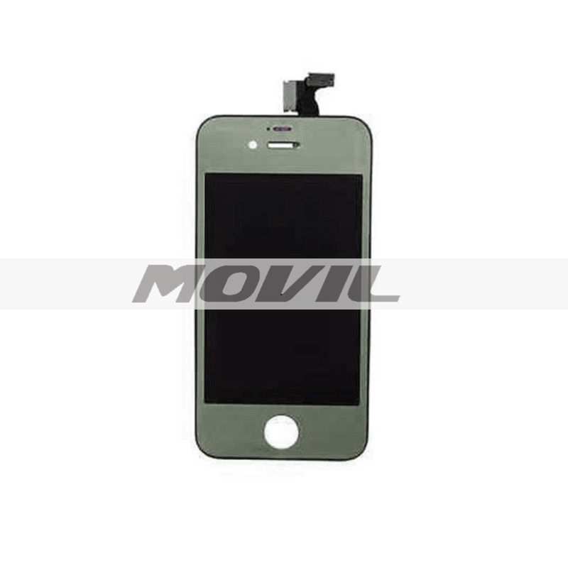For iPhone 4G GSM Gold LCD Display Assembly Digitizer Replacement