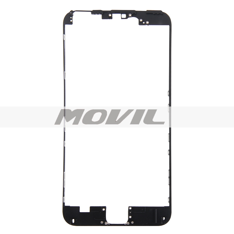 Front Housing LCD Frame Replacement for iPhone 6S Plus(Black White)