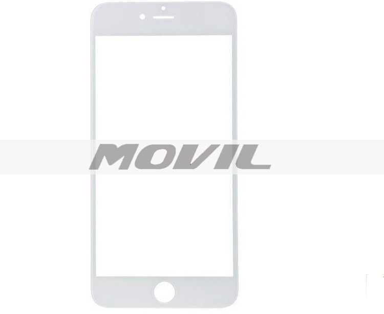Front Outer Replacement Touch Screen Lens Glass For iPhone 6s white