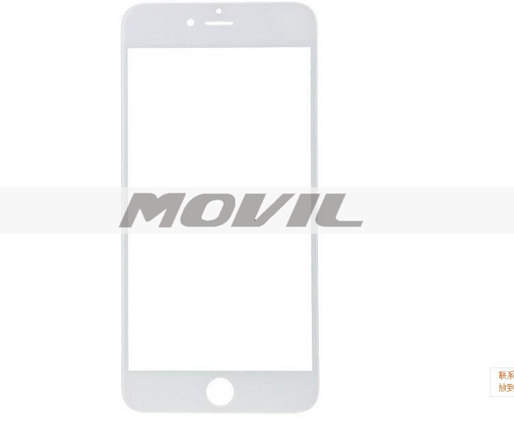 Front Outer Touch Screen Lens Glass Replacement For iPhone 6 6g 4.7 White