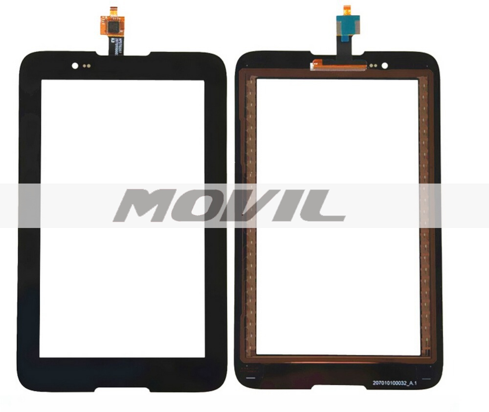 Front Panel Touch Screen Glass Digitizer display for Lenovo A7-30 A3300