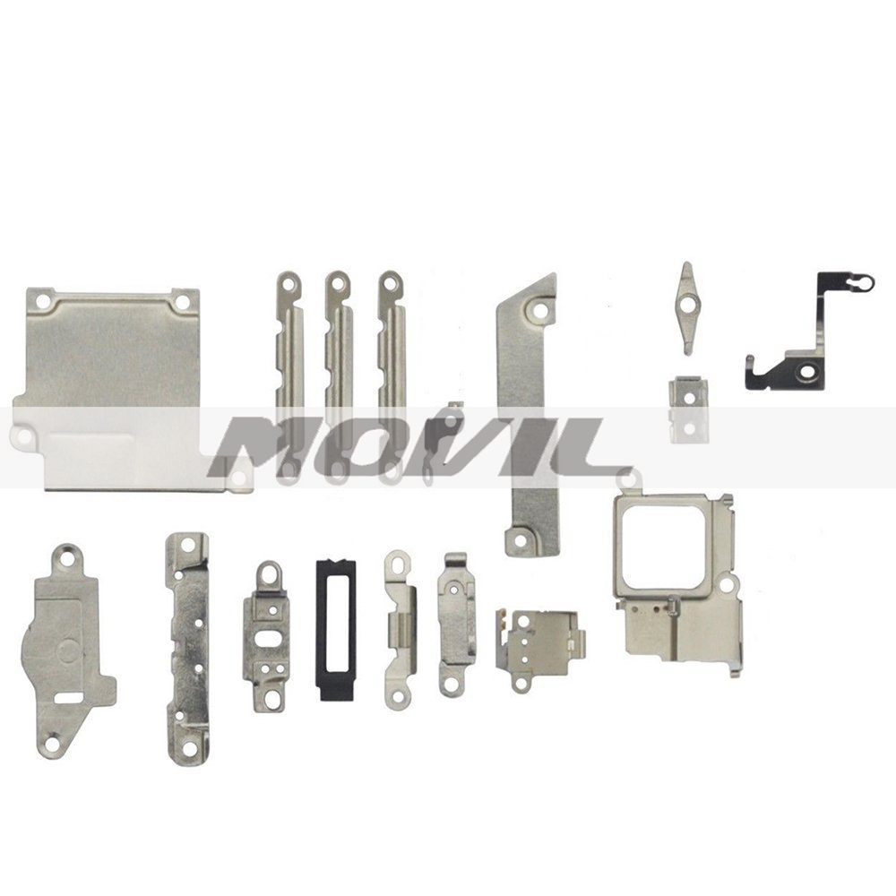 Full Set Small Metal Internal Bracket Parts Shield Plate Kit for Iphone 5c