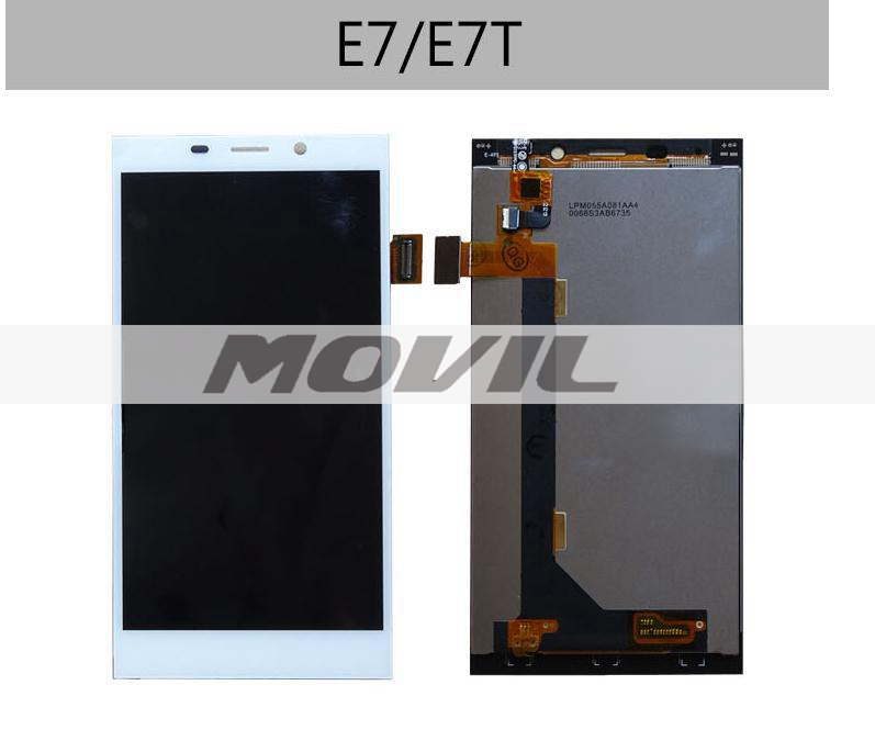 Gionee Elife E7 LCD Display + Touch Screen Digitizer