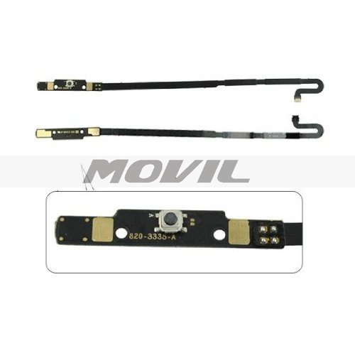 Home Button Key Flex Cable Ribbon Part for Apple iPad 4
