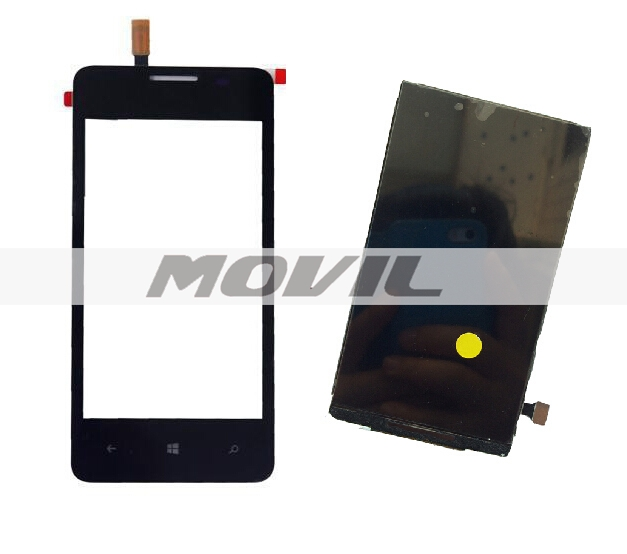 Huawei Ascend W2-U00 New Touch Screen Panel Digitizer Sensor Lens Glass