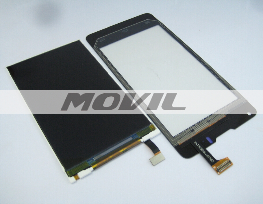 Huawei Ascend Y300 Black New LCD Display + Touch Panel Screen Replacement