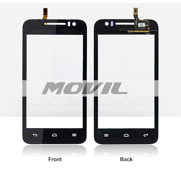 Huawei G330 U8825 Black New Touch Screen Digitizer Glass Len Replacement Parts