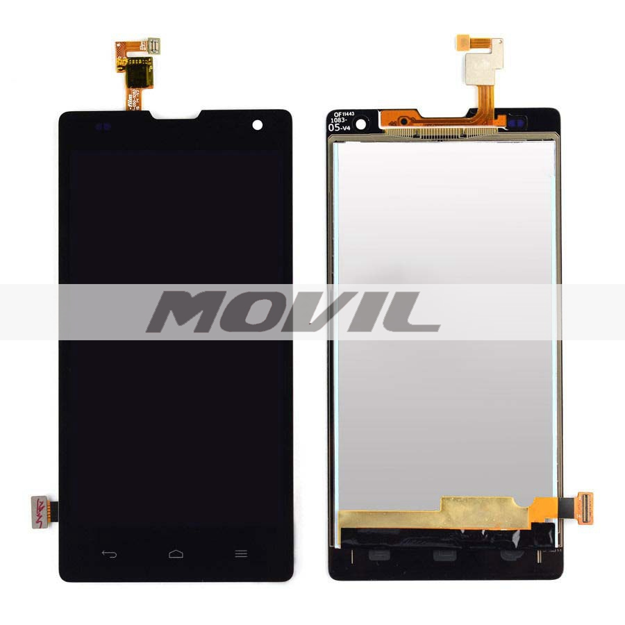 Huawei Honor 3C G740 Full LCD Display + Touch Screen Digitizer Assembly