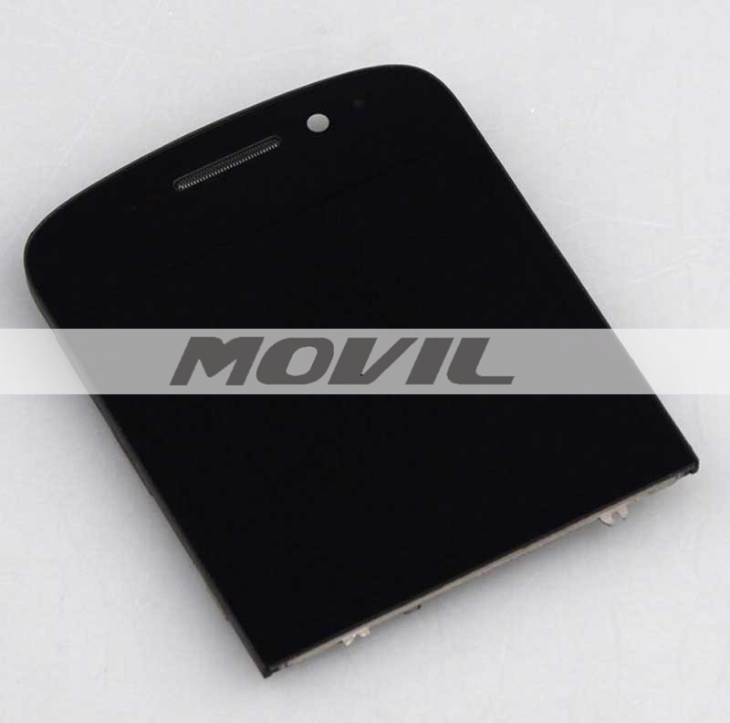 LCD Assembly For BlackBerry Q10 LCD Display Touch Screen Digitizer Frame Assembly