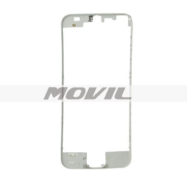 LCD Bracket Housing Middle Bezel Front Frame For iPhone 5 5G Faceplate housing Replacement Parts