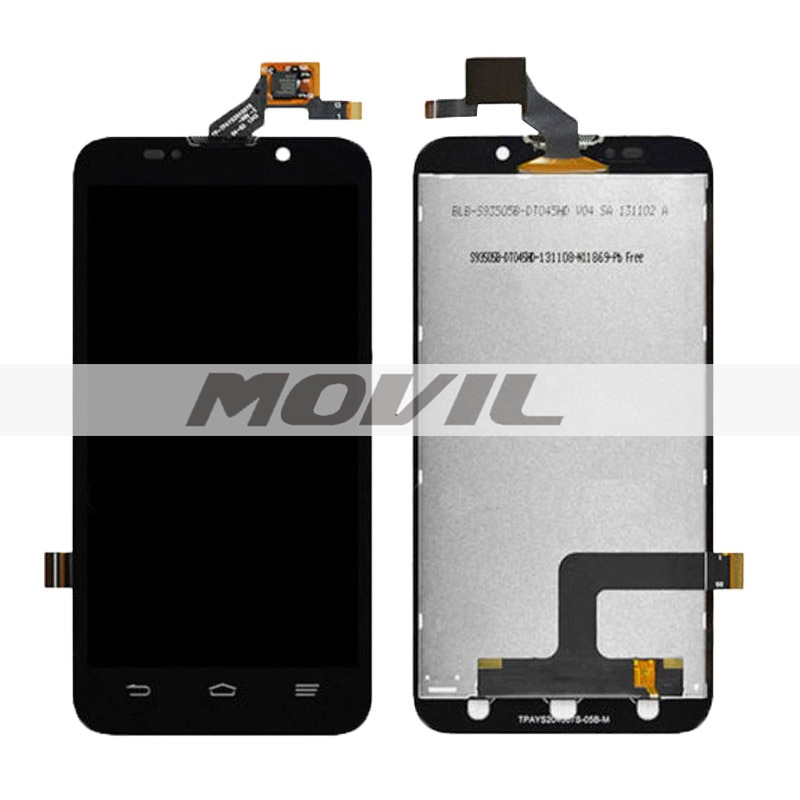 LCD Display + Touch Screen Digitizer Assembly Replacement for Cricket ZTE Source N9511