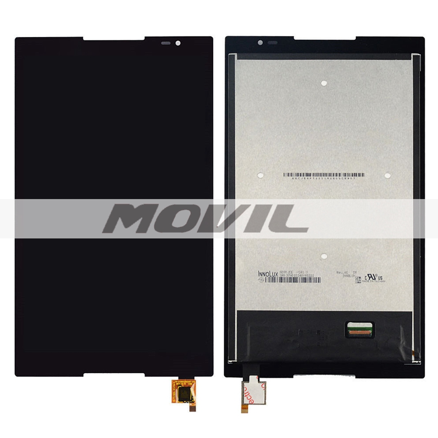 LCD Display + Touch Screen Digitizer Assembly Replacements FOR Lenovo Tab S8-50 S8-50F S8-50L S8-50LC