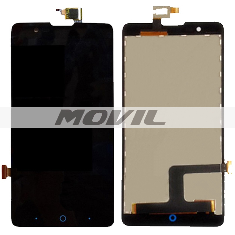 LCD Display + Touch Screen Digitizer Assembly for ZTE Red Bull V5  U9180  V9180  N9180