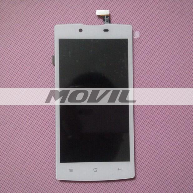 LCD Display + Touch Screen Digitizer glass panel For OPPO 1100 White