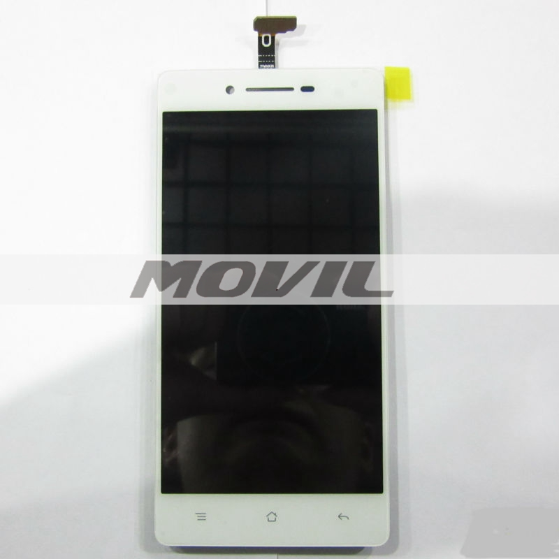 LCD Display + Touch Screen Digitizer glass panel For OPPO R1S R8000