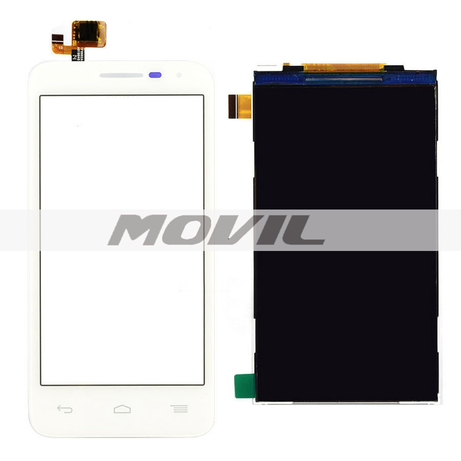 LCD Display Panel Screen + Touch Screen Digitizer For Alcatel One Touch POP D5 5038 5038A 5038D 5038E 5038X White
