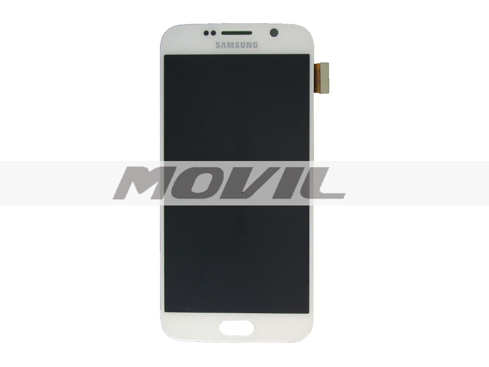 LCD Display Touch Screen Digitizer Assembly For Samsung Galaxy S6 G920A G920F With Frame