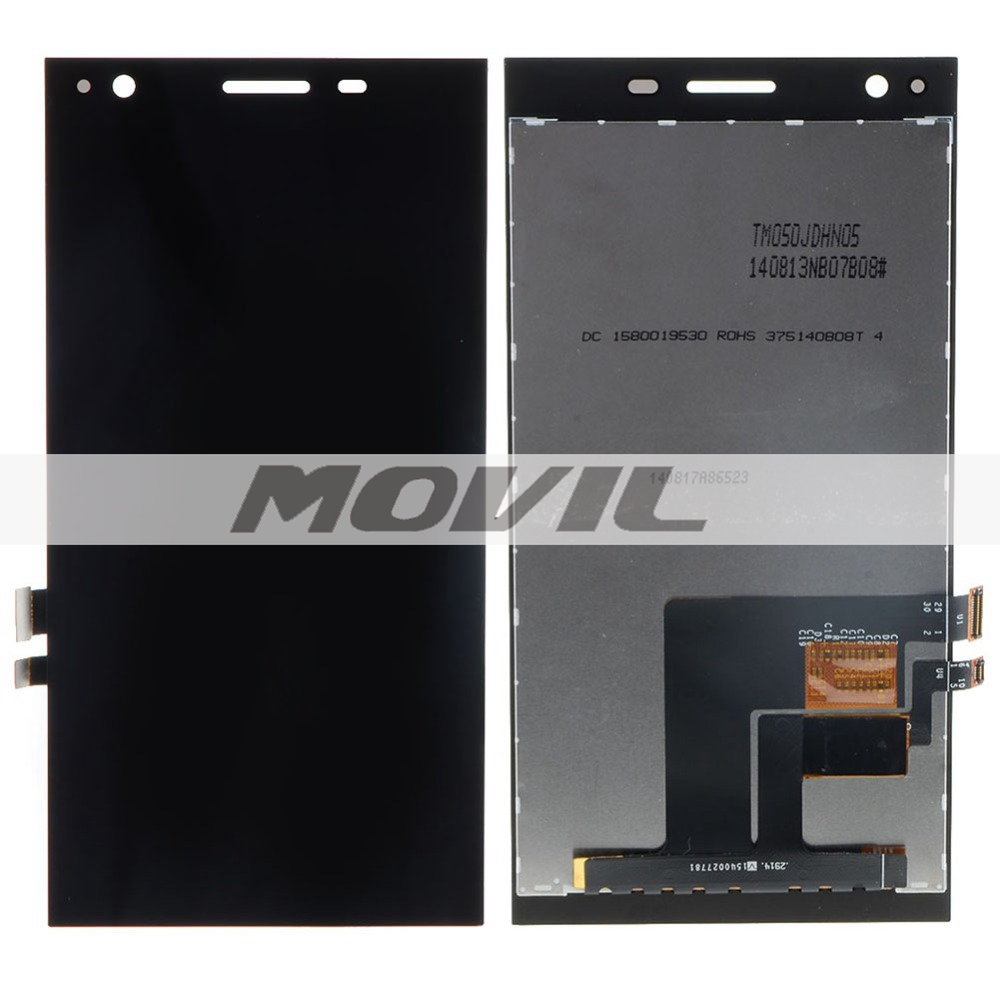 LCD Display Touch Screen Digitizer Assembly Fro ZTE Blade Vec 4GTurkcell T50 VAD86 T15