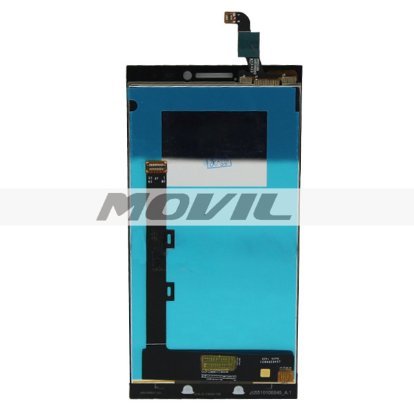 LCD Display Touch Screen digitizer + Free Repair Tools Replacement Assembly For Lenovo Vibe Z2 K920 mini Black