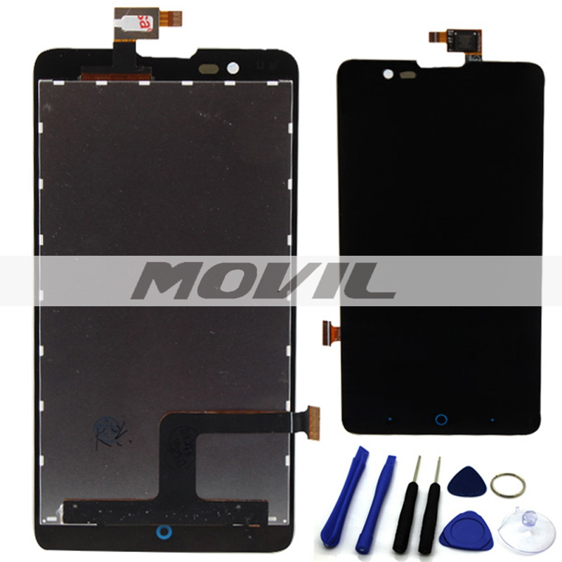 LCD Display Touch Screen digitizer + Free Repair Tools Replacement Assembly For ZTE Red Bull V5