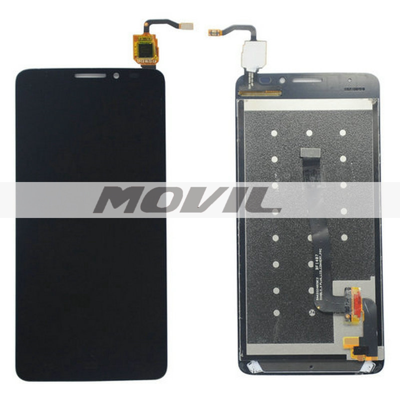 LCD Display with Touch Screen Digitizer Assembly For Alcatel One Touch Idol X+ OT6043 6043 6043D