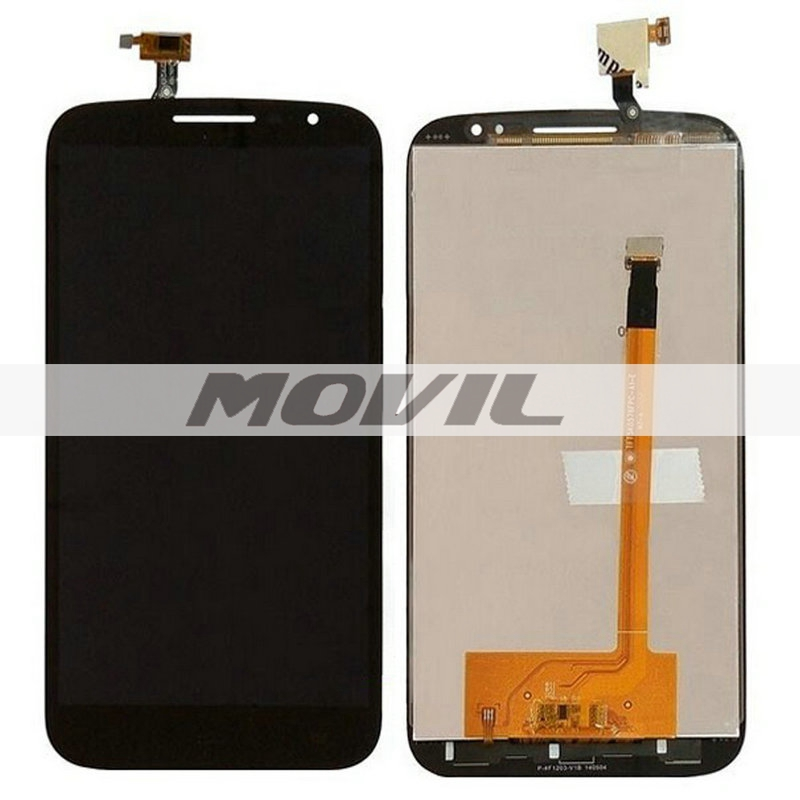 LCD Display with Touch Screen Digitizer for Alcatel OT7050 7050 7050Y