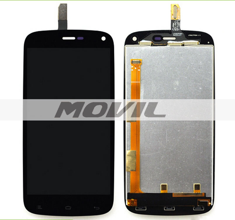 LCD Display+Digitizer Touch Screen Assembly Replacement for Gionee ELIFE E3 & FLY IQ4410