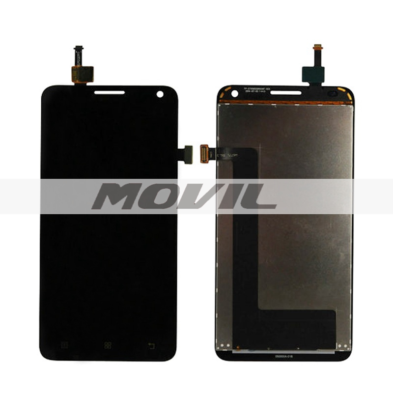 LCD FOR Lenovo S580 LCD Display Screen + Touch Digitizer Screen Assembly