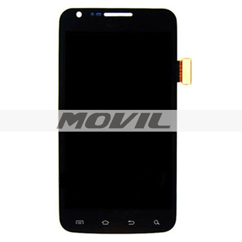 LCD Screen + Touch Screen Digitizer Assembly for Samsung Galaxy SII Skyrocket  i727