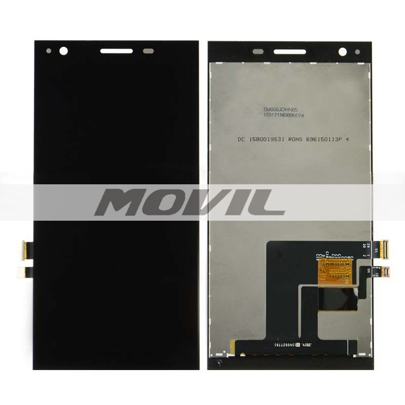 LCD Screen Display for ZTE Blade VEC 3G 4G ZTE T50 Outer Front Touch Screen Digitizer Assembly
