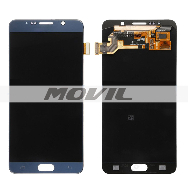LCD Screen Touch Screen Digitizer Assembly for Samsung Galaxy Note 5 G9200