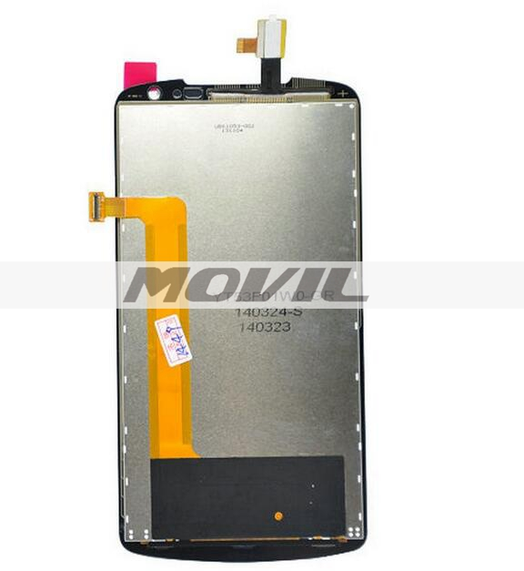 LCD and touch Assembly for lenovo s920 complete display