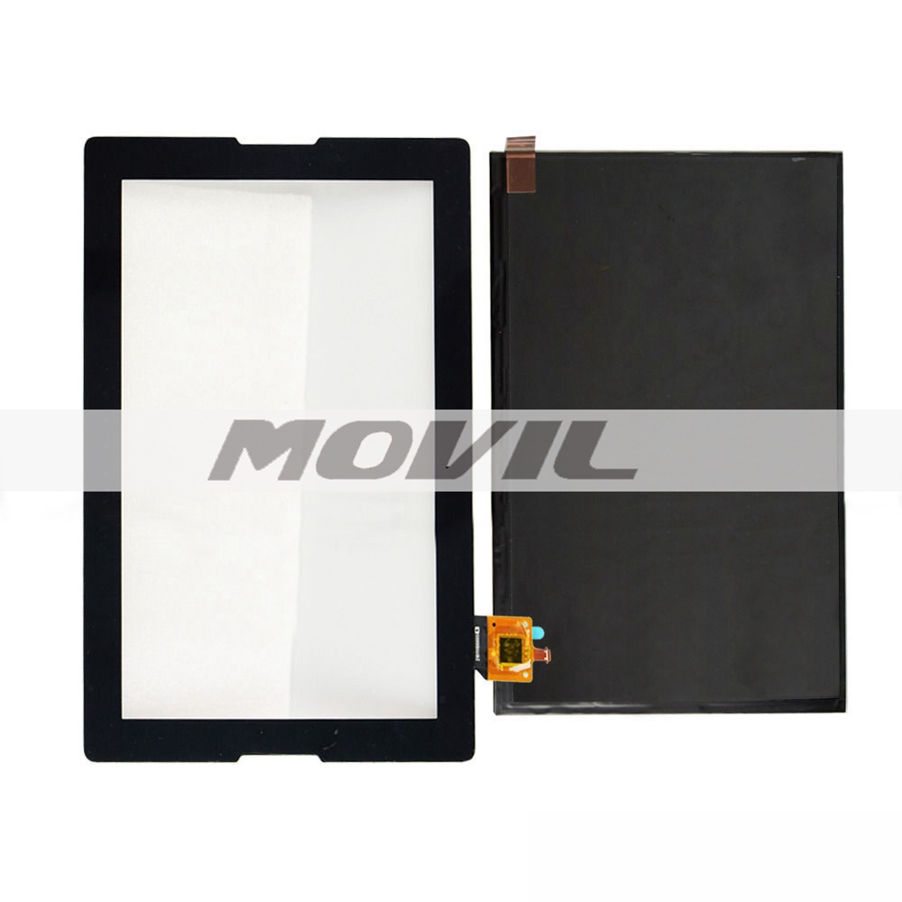 Lenovo A10-70 A7600 LCD Display Panel Screen Monitor with Touch Screen Digitizer Glass Sensor Lens