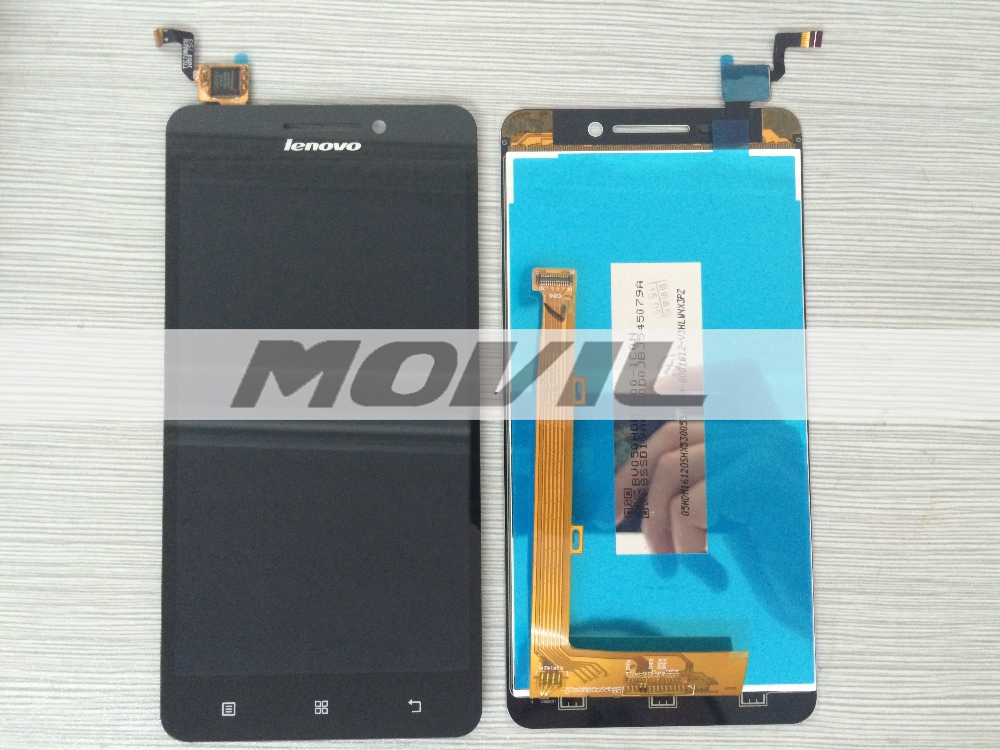 Lenovo A5000 Full LCD Display Touch Panel Screen Glass Assembly Replacement Parts