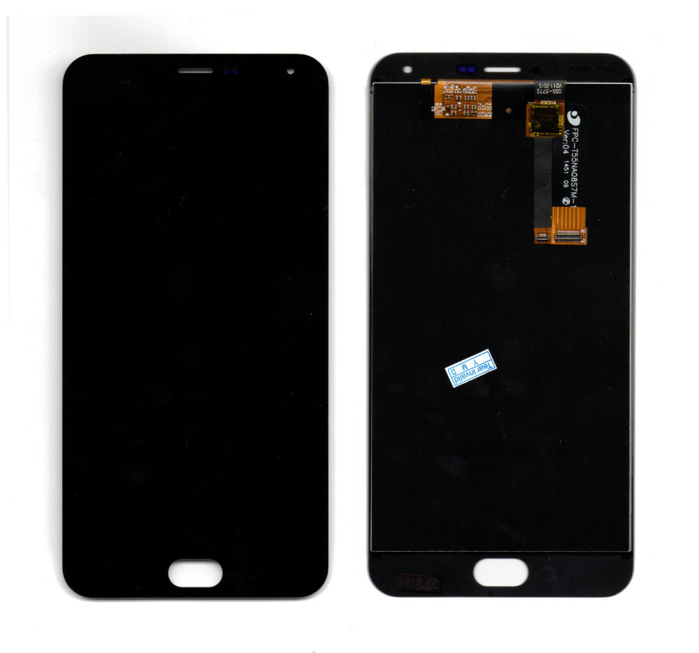 Meizu M2 Note LCD Screen  New LCD Display+Touch Screen