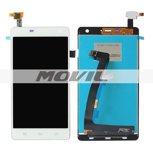 Mobile Phone LCD Display + Touch Screen Digitizer Assembly Replacement for THL 5000