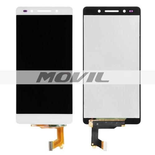 Mobile Phone LCD Screen + Touch Screen Digitizer Assembly with Frame