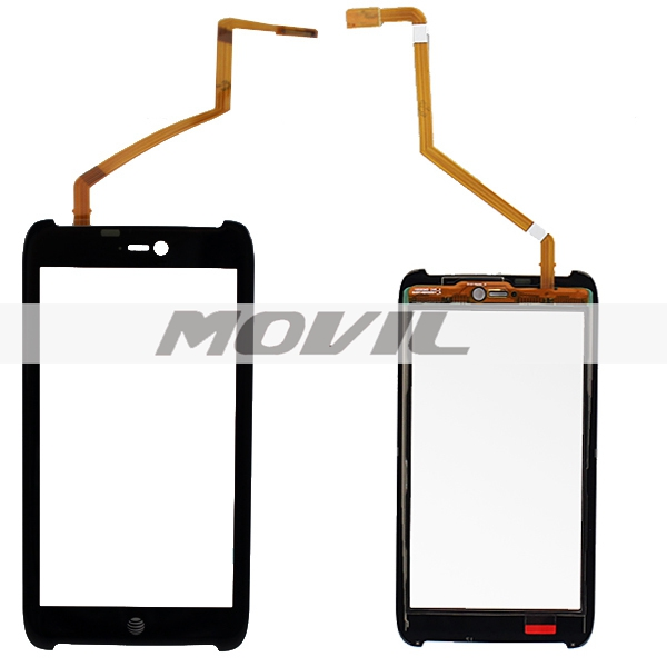 Motorola AtRIX HD MB886 front outer glass touch screen with digitizer