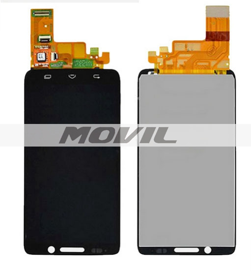 Motorola LCD touch screen digitizer and LCD display assembly for moto Droid XT1030