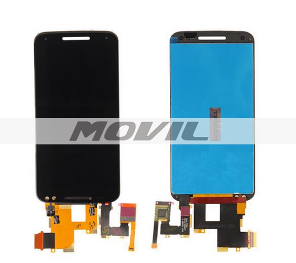 Motorola Moto X Style Pure Edition XT1570 XT1575 XT1572 Lcd Display+Touch Glass screen digitizer assembly black