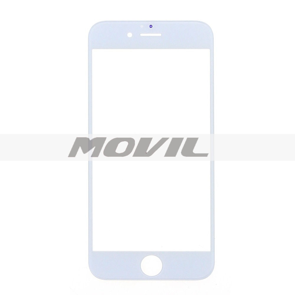 New 4.7 Outer Front Glass Lens For iPhone 6S Replacement White