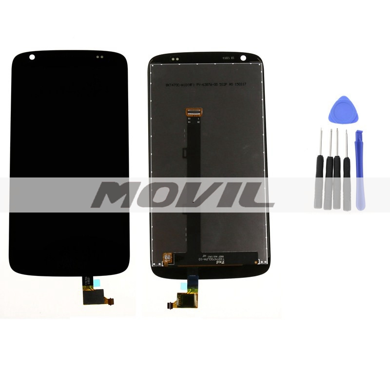 New Black LCD For HTC Desire 526 526G LCD Display + Touch Screen with digitizer Full Assembly