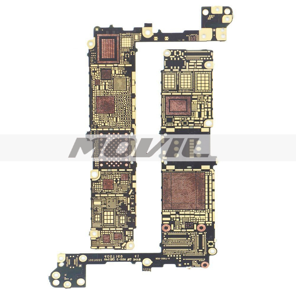 New Original Motherboard Main Logic Bare Board Replacement For iPhone 6S  4.7 inch