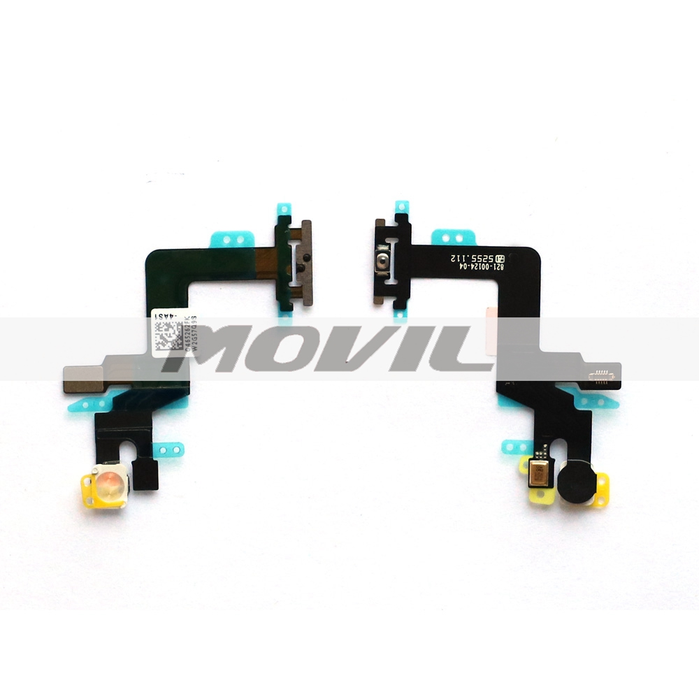 On Off Power Button Flex Cable Replacement for iPhone 6S Plus 5.5