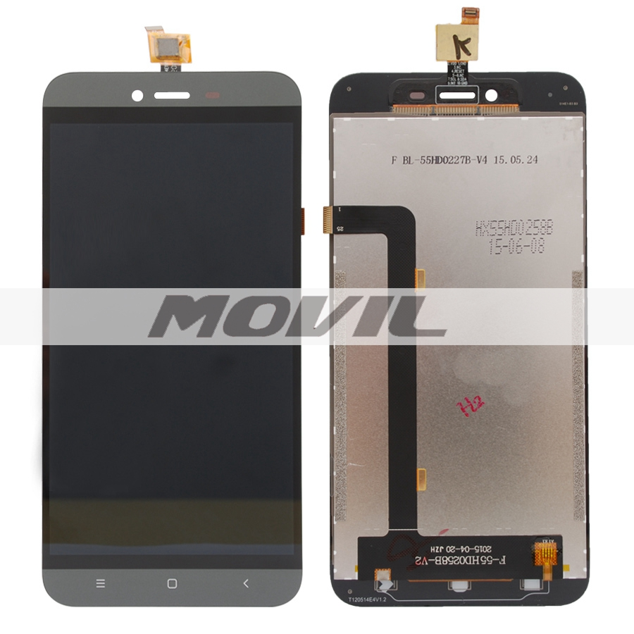 Original Black for CUBOT X10 LCD Display And Touch Screen